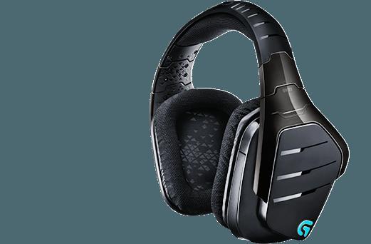 Logitech G933 Artemis Spectrum 7.1 Surround Sound Wireless Gaming ...
