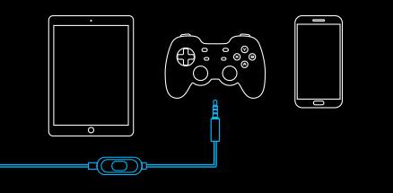 Logitech G233 Prodigy Gaming Headset für PC & Konsole
