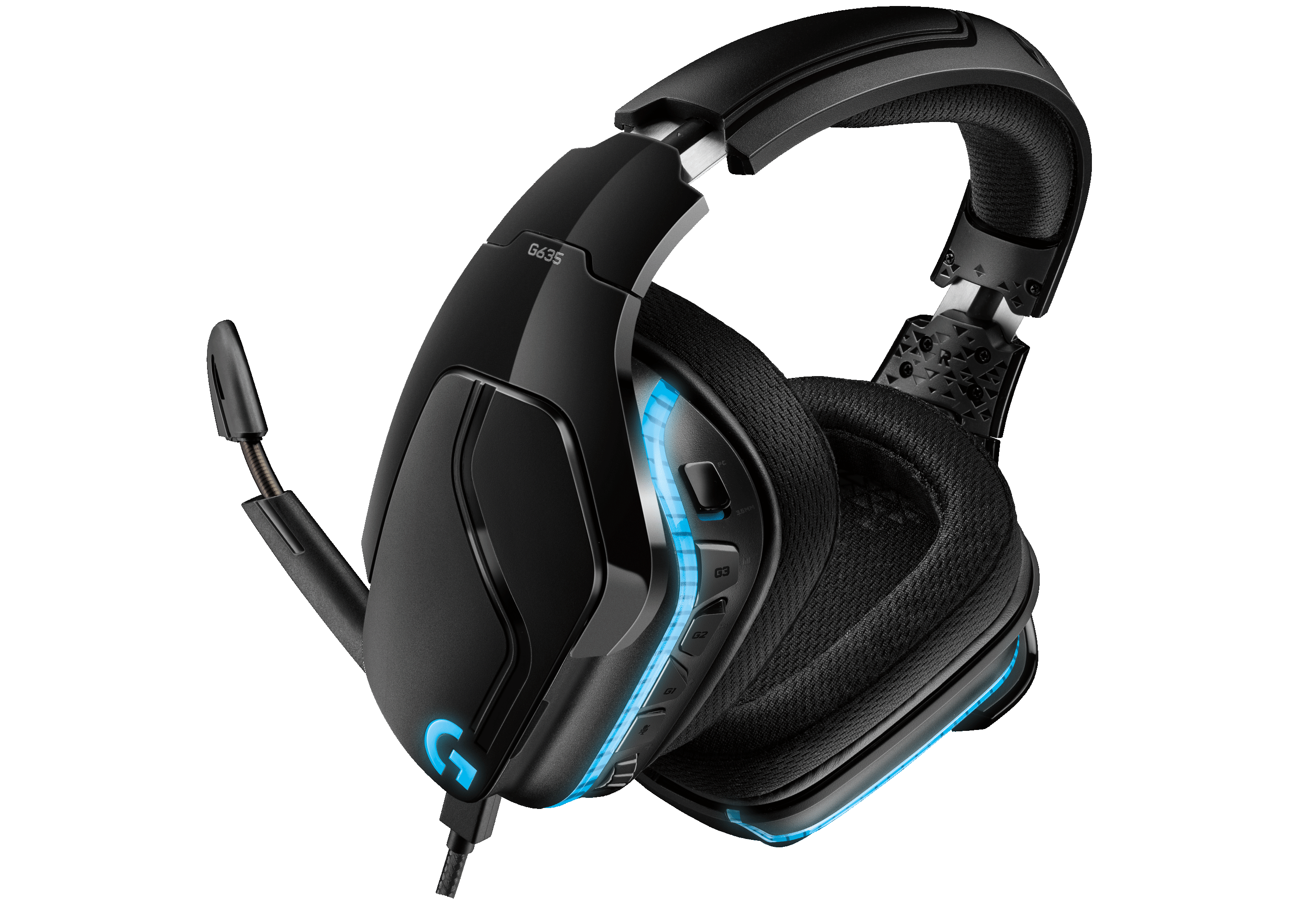 Logitech G633s 7 1 LIGHTSYNC Gaming Headset