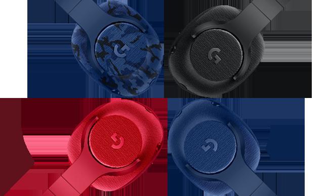 61515a2241a Logitech G433 7.1 Surround Sound Gaming Headset
