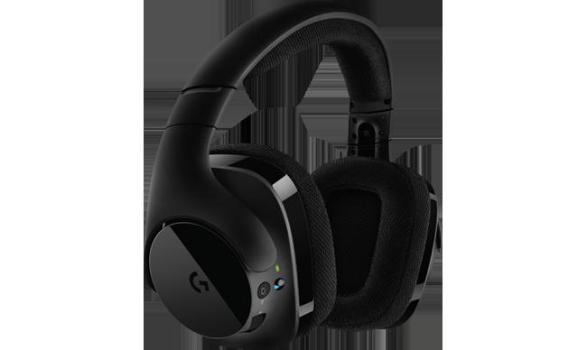 Logitech G533 Dts 7 1 Surround Sound Wireless Gaming Headset En Us
