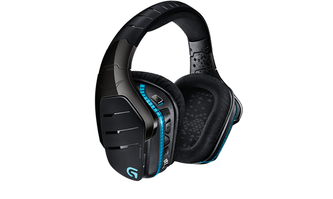 Logitech G933 Artemis Spectrum 7 1 Surround Sound Wireless