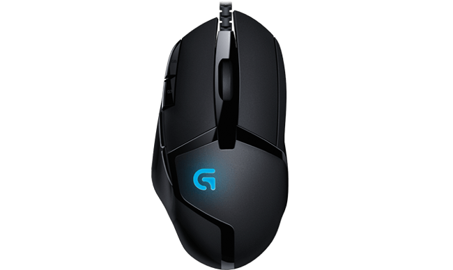NEW Logitech G402 Hyperion Fury FPS Gaming Mouse with High Speed Fusion Engine